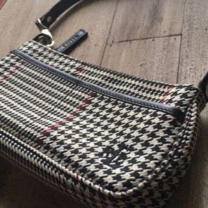 Ralph Lauren Small Plaid Bag